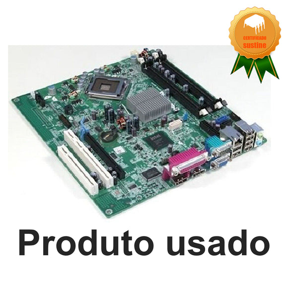 Placa Mãe Dell Optiplex 780 Dt Desktop  775 Ddr3