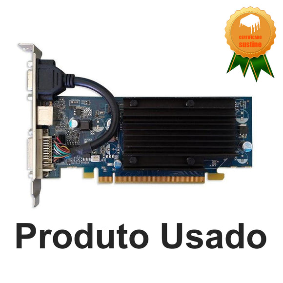 Placa de video Ecs 8400gs 512mb Gddr2 64bit PCI Express 2.0