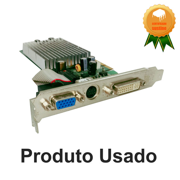 Placa de video Palit GeForce 7200GS 256 MB PCI-E X16