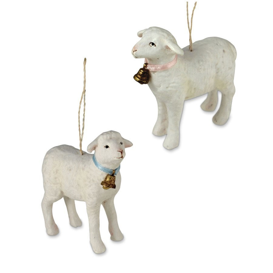 Spring Lamb Ornament