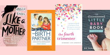 Minimalist Reading List: 4 Books to Get You From Pregnancy to Parenting.