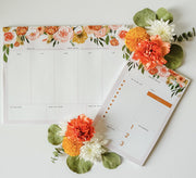 Floral Notepad Bundle