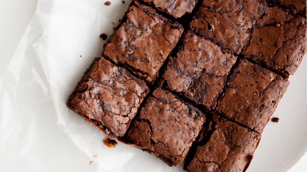 Protein-Rich Brownies