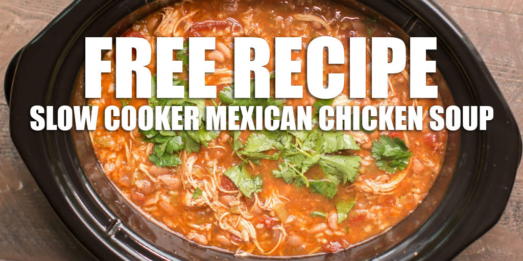 Heart Healthy: Mexican Chicken Sour Recipe