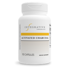 Activated Charcoal | 100 Capsules - Bevko Vitamins