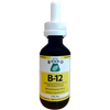 B12 with Active Folate Liquid | 2 fl oz. - Bevko Vitamins