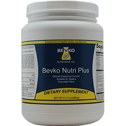 Nutri Plus Protein Powder | Vanilla - Bevko Vitamins