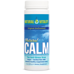 Natural Calm 8 oz | Unflavored - Bevko Vitamins