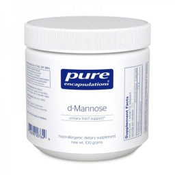 D-Mannose Powder (Pure Encapsulations) - Bevko Vitamins