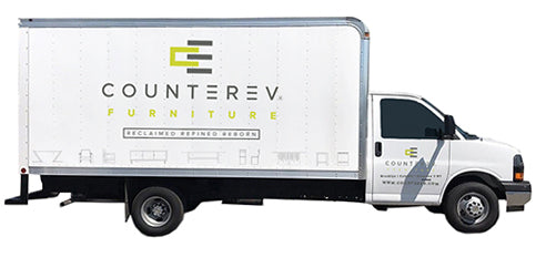 CounterEv Home Delivery Truck