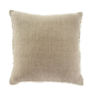 Lina Linen Cushion-Sand