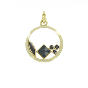 Open Cluster Detachable Pendant