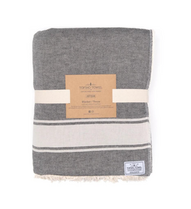 Journey Throw - Granite
