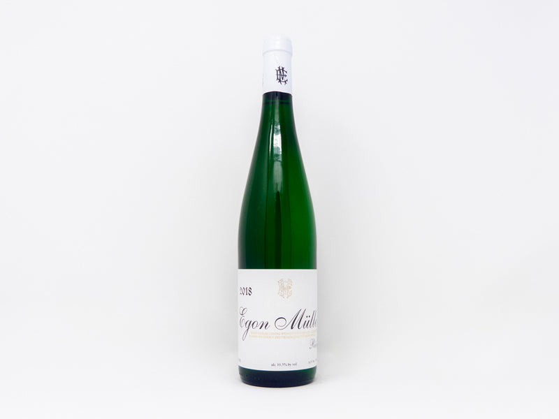 Egon Muller, QBA Riesling 2018, Scharzhof, Mosel Valley Germany