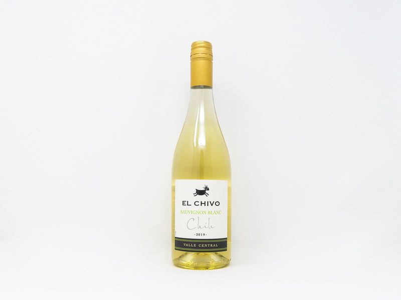 El Chivo, Sauvignon Blanc 2019, Central Valley Chile