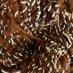Load image into Gallery viewer, Alex's Cocoa and White Handspun