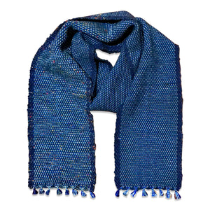 The Perfect Navy Blue Scarf