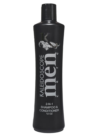 Kaleidoscope Men 2n1 Shampoo & Conditioner