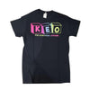 K.E.O Shirts - Black / Color Text