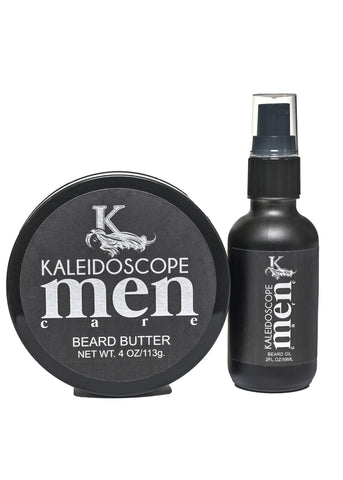 Kaleidoscope Men Beard Butter & Beard Oil combo