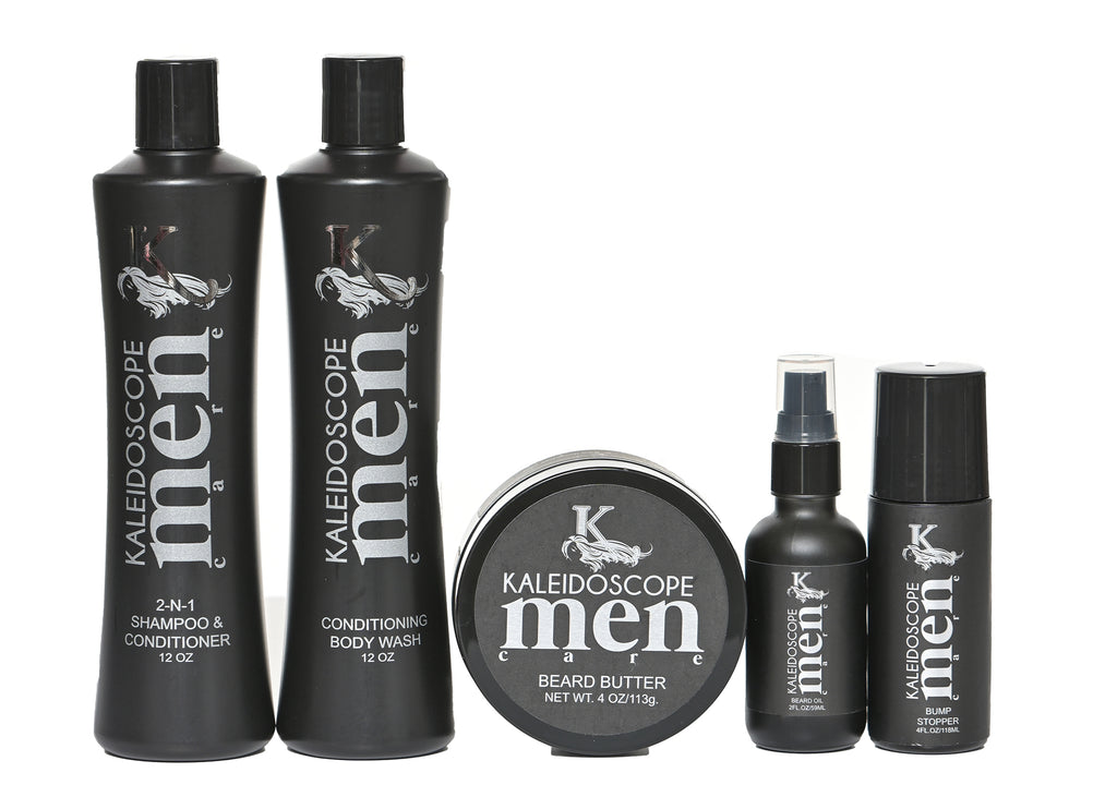 Kaleidoscope Men Care Bundle