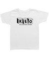 K.E.O Shirts - White / Black Text