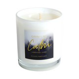 Calm Amberwood + Myrrh Candle