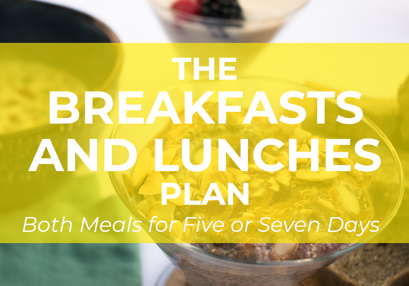 The Breakfasts and Lunches Plan
