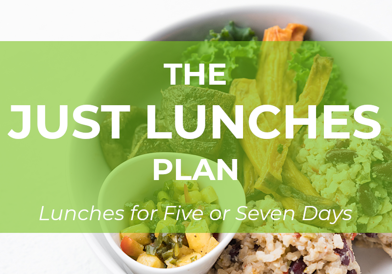 The Just Lunches Plan