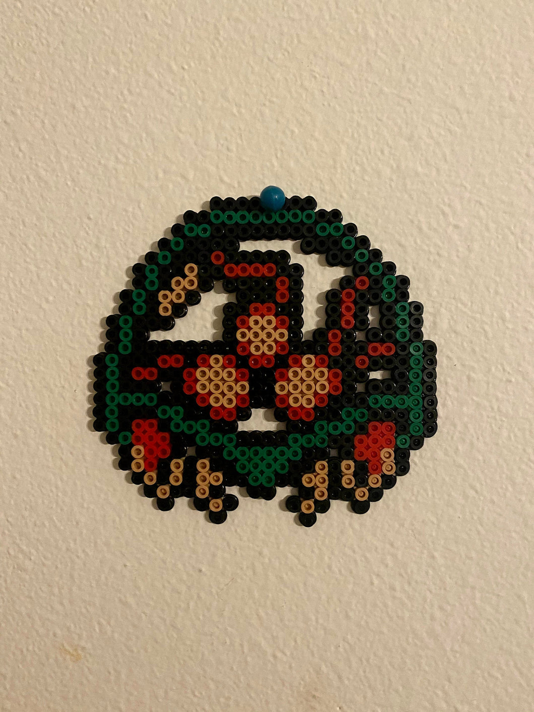 Metroid Inspired Beaded Sprites- Wall Hangings, Kids Bedroom, Game Bedroom and More