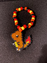 Load image into Gallery viewer, 4 Pokemon Kandi Bracelets, Inspired, Perler Jewelry, Artkal, Kandi, Rave Jewelry, Festival Jewelry, Pokemon Party, Kandi Beads, Perler Art