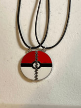 Load image into Gallery viewer, Best Friend Necklaces Pokemon Inspired Necklace Set