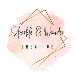 Sparkle & Wonder Creative Logo