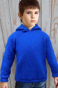 Child's Hooded Sweater | Design P194
