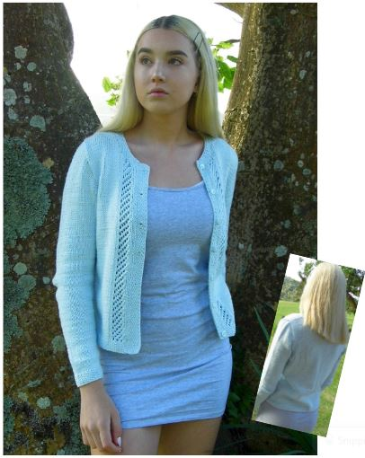 Ladies Cardigan | Design P278
