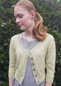 Spring Days Cardigan | Design P296