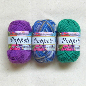 Poppets 4 Ply
