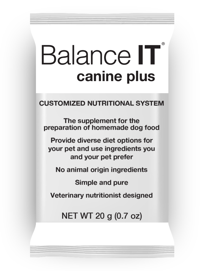 Balance IT® Canine Plus  (Pouch)
