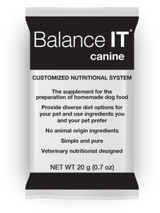 Balance IT® Canine (Pouch)