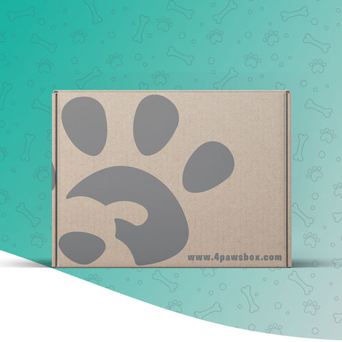 4PawsBox - Monthly Subscription