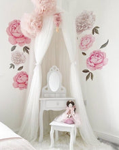 Load image into Gallery viewer, Princess Canopy - White - In stock