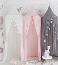Load image into Gallery viewer, POM BOUQUET CANOPY GARLAND - PINK & BLUSH - In stock