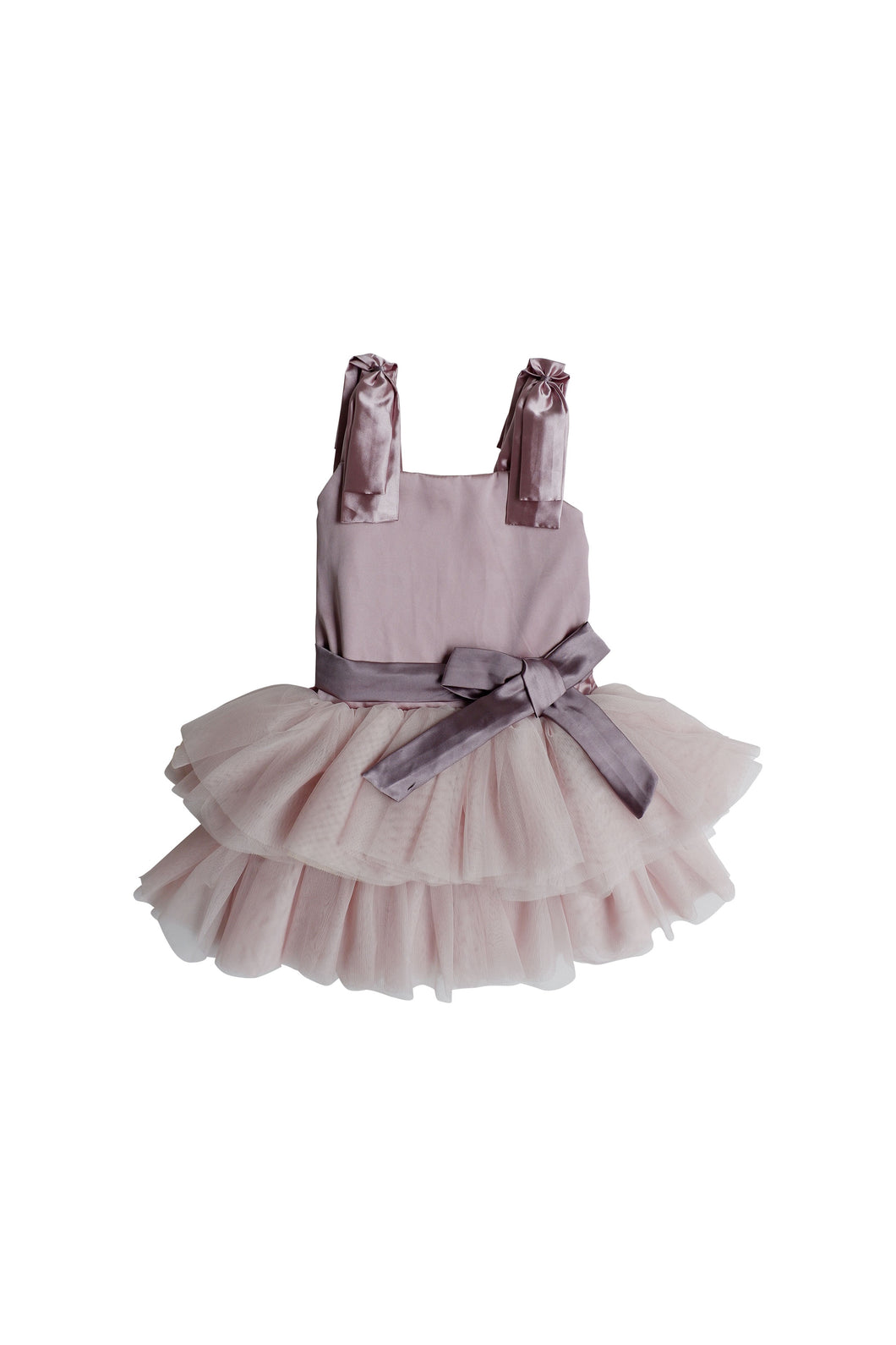 Copy Ballerina Dress - Violet- 2/3 Weeks Delivery
