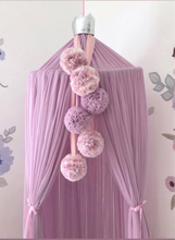 Load image into Gallery viewer, Pom Garlands Lilac - In stock