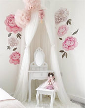 Load image into Gallery viewer, POM BOUQUET CANOPY GARLAND - CHAMPAGNE & WHITE - In stock