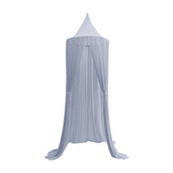 Spinkie Sheer Canopy - Mist - Upto 2 Weeks delivery