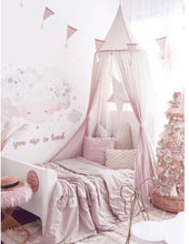 Load image into Gallery viewer, Spinkie Sheer Canopy - Dusky Pink - In stock