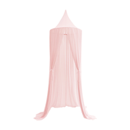 Copy of Sheer Canopy Fabric Sample - Ballerina