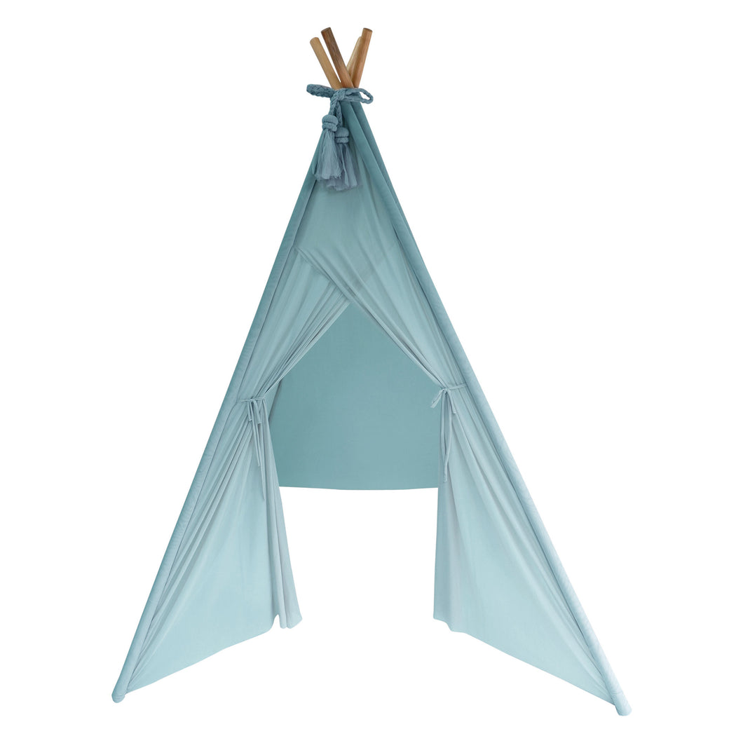 Sheer Teepee - Minty Blue 2/3 weeks delivery