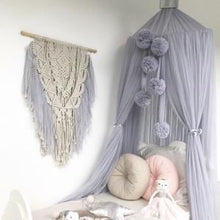 Load image into Gallery viewer, Dreamy Canopy - light Grey - 1 week delivery